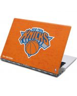 New York Knicks Orange Primary Logo Yoga 910 2-in-1 14in Touch-Screen Skin