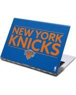New York Knicks Standard - Blue Yoga 910 2-in-1 14in Touch-Screen Skin
