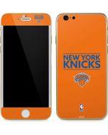 New York Knicks Standard - Orange iPhone 6/6s Skin