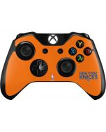 New York Knicks Standard - Orange Xbox One Controller Skin