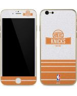 New York Knicks Static iPhone 6/6s Skin