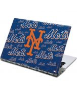 New York Mets - Cap Logo Blast Yoga 910 2-in-1 14in Touch-Screen Skin