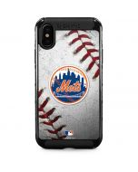 New York Mets Game Ball iPhone XS Max Cargo Case