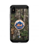 New York Mets Realtree Xtra Green Camo iPhone XS Max Cargo Case