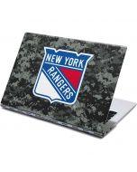 New York Rangers Camo Yoga 910 2-in-1 14in Touch-Screen Skin