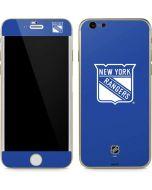 New York Rangers Color Pop iPhone 6/6s Skin