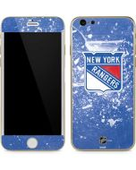New York Rangers Frozen iPhone 6/6s Skin