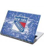 New York Rangers Frozen Yoga 910 2-in-1 14in Touch-Screen Skin