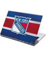 New York Rangers Jersey Yoga 910 2-in-1 14in Touch-Screen Skin