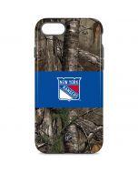 New York Rangers Realtree Xtra Camo iPhone 8 Pro Case