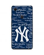 New York Yankees - Cap Logo Blast Google Pixel 3 XL Skin