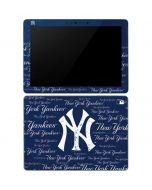 New York Yankees - Cap Logo Blast Surface Go Skin