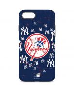 New York Yankees - Primary Logo Blast iPhone 8 Pro Case