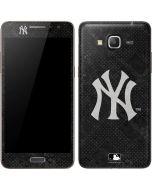 New York Yankees Dark Wash Galaxy Grand Prime Skin