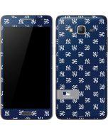 New York Yankees Full Count Galaxy Grand Prime Skin