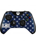New York Yankees Full Count Xbox One Controller Skin