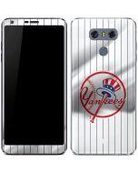 New York Yankees Home Jersey LG G6 Skin