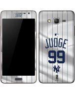 New York Yankees Judge #99 Galaxy Grand Prime Skin
