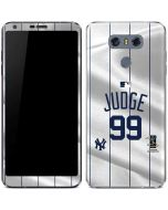 New York Yankees Judge #99 LG G6 Skin