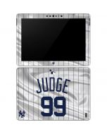 New York Yankees Judge #99 Surface Go Skin