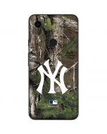 New York Yankees Realtree Xtra Green Camo Google Pixel 3a Skin
