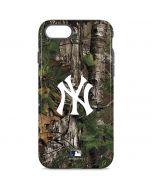New York Yankees Realtree Xtra Green Camo iPhone 8 Pro Case