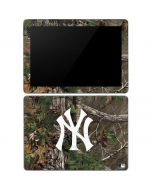 New York Yankees Realtree Xtra Green Camo Surface Go Skin