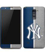 New York Yankees Split Stylo 2 Skin