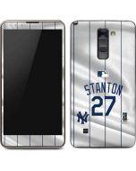 New York Yankees Stanton #27 Stylo 2 Skin