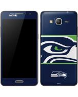 Seattle Seahawks Zone Block Galaxy Grand Prime Skin
