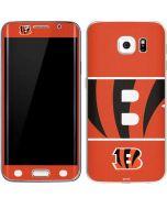 Cincinnati Bengals Zone Block Galaxy S6 Edge Skin