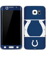 Indianapolis Colts Zone Block Galaxy S6 Edge Skin