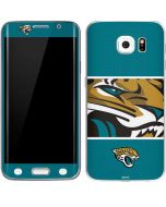 Jacksonville Jaguars Zone Block Galaxy S6 Edge Skin
