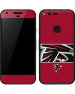 Atlanta Falcons Zone Block Google Pixel Skin
