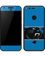 Carolina Panthers Zone Block Google Pixel Skin