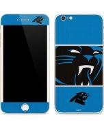 Carolina Panthers Zone Block iPhone 6/6s Plus Skin