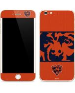 Chicago Bears Zone Block iPhone 6/6s Plus Skin