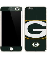 Green Bay Packers Zone Block iPhone 6/6s Plus Skin