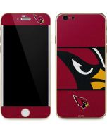 Arizona Cardinals Zone Block iPhone 6/6s Skin