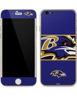 Baltimore Ravens Zone Block iPhone 6/6s Skin