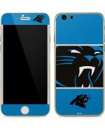 Carolina Panthers Zone Block iPhone 6/6s Skin