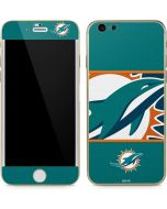 Miami Dolphins Zone Block iPhone 6/6s Skin