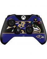 Baltimore Ravens Zone Block Xbox One Controller Skin