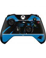 Carolina Panthers Zone Block Xbox One Controller Skin