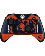 Chicago Bears Zone Block Xbox One Controller Skin