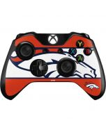 Denver Broncos Zone Block Xbox One Controller Skin