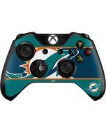 Miami Dolphins Zone Block Xbox One Controller Skin