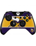 Minnesota Vikings Zone Block Xbox One Controller Skin