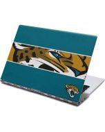 Jacksonville Jaguars Zone Block Yoga 910 2-in-1 14in Touch-Screen Skin