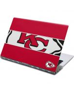 Kansas City Chiefs Zone Block Yoga 910 2-in-1 14in Touch-Screen Skin